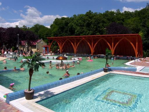 Bazén thermal ceník