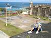 ghetto playground Portoriko