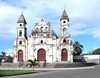 Koloniálna katedrála  Nikaragua