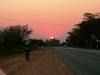 Západ slnka v JAR JAR