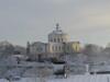 Turku v zime Fínsko/Finsko