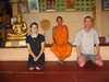 Mnich Thajsko