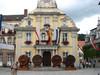 Mestký dom Kulmbach Nemecko