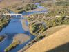 most za Ulanbatarom Mongolsko