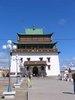 budhisticky chram Ulanbat Mongolsko