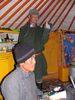 obyvatelia jurty Mongolsko