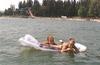BA/Zlaté Piesky/BA/Zlate Piesky - dievčatá vo vode