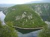 Ohyb rieky Vrbas Bosna A Hercegovina