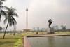 Jakarta - pamätník Indonézia/Indonezia