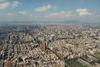 Pohľad na Taipei Taiwan