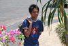 Frajer z Bali Indonézia/Indonezia