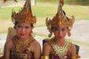 Balijské tanečnice Indonézia/Indonezia