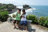 Chlapci z  Tanah Lot Indonézia/Indonezia