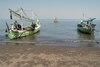 Na plážach Lovina Indonézia/Indonezia