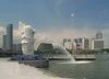 Lev - symbol Singapúru Singapur