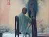 zatisie s mnichom Čína/Cina