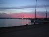 Prístav v Sirakúzach Taliansko