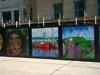 Pouličné umenie Halifax Kanada