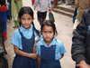 Nepálske školáčky Nepál/Nepal