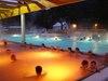 Kupele Lucky: Aqua-Vital Park - Nočný bazén