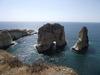 Pigon rocks Libanon