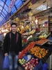 cerstve ovocie a zelenina Turecko