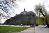 Pohľad na hrad Hrad Nitra