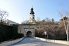 Vstup na hrad Hrad Nitra