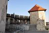 Opevnenie hradu Hrad Nitra