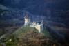 Pohľad na hrad Šomoška/Somoska