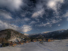 Pohľad na časť Donovalov Starohorská dolina/Starohorska dolina
