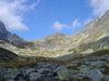 Guľatý kopec z doliny Velická dolina/Velicka dolina