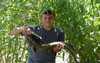Vydarená rybačka Brazília/Brazilia