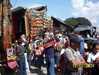 Chichicastenango - trh Guatemala