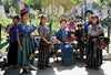 Mayské ženy Guatemala