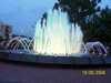 Spievajúca fontána Bratislava Mesto