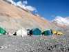 zakladny tabor Tibet