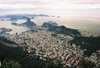 Pohľad na Rio Brazília/Brazilia
