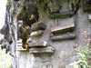 Sagada - hanging coffins Filipíny/Filipiny