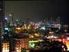 Večerná Panama City Panama