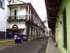 V starom meste Panama Panama