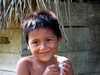 Vidiecky chlapec Guatemala