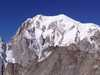 Mont Blanc z Hellbroneru Francúzsko/Francuzsko