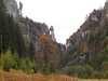 Vrátna - pohľad na Mnícha Malá Fatra – Krivánska Časť (horstvo)/Mala Fatra - Krivanska Cast (horstvo)